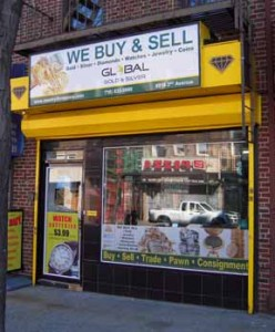 Global Brooklyn Store